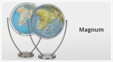 Magnum World Globes